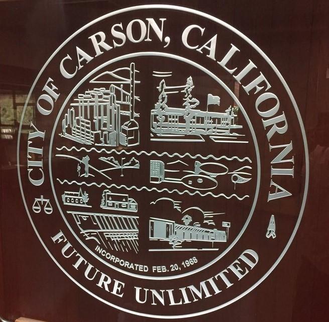 City of Carson