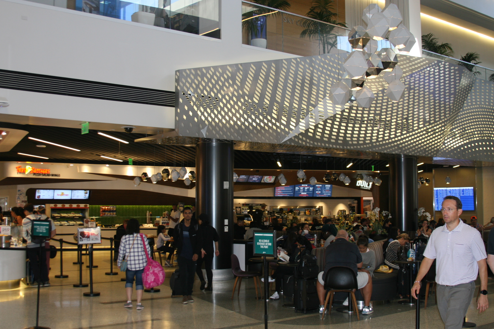 Food Court T2